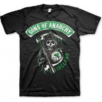 Sons Of Anarchy Ireland T-Shirt