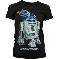 Star Wars R2-D2 Girly T-Shirt