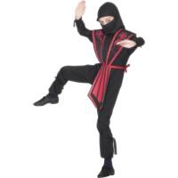 Ninja-barndräkt