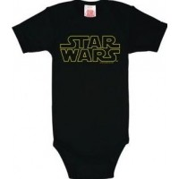 Star Wars Logo Babybody