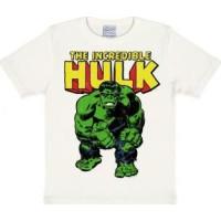 Marvel Hulken T-Shirt Barn Vit