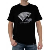 GoT Winter Is Coming T-Shirt Svart
