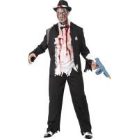 Zombiegangster-dräkt