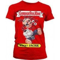 Garbage Pail Kids Wacky Jackie Girly T-Shirt