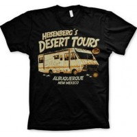 Breaking Bad Desert Tours T-Shirt