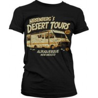 Breaking Bad Desert Tours Dam T-Shirt
