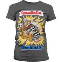 Garbage Pail Kids Fryin Brian Dam T-Shirt