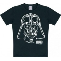 Star Wars Darth Vader T-Shirt Barn Svart