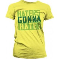 SvampBob Haters Gonna Hate Dam T-shirt