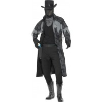 Ghost Town Fantom Sheriff-dräkt