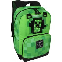 Minecraft Creepy Creeper Ryggsäck