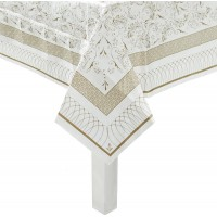 Bordsduk Elegant Guld