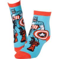 Marvel Captain America Strumpor