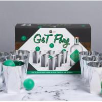 Gin & Tonic Pong