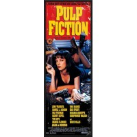 Pulp Fiction Dörrposter