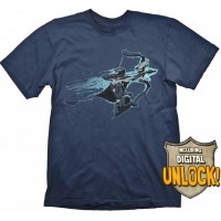 DOTA 2 T-Shirt Drow Ranger + Digital Unlock