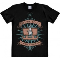 Fanastic Beasts Vintage T-shirt
