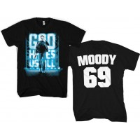God Hates Us All - Moody 69 T-Shirt (Black)