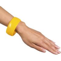 Armband Gul 80-tal