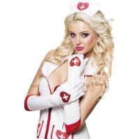 Långa Handskar Sjuksköterska