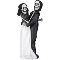 Herr Och Fru Skelett Dekoration