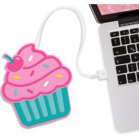 Kawaii cupcake USB Koppvärmare