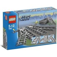 LEGO City Tåg Växlar 7895