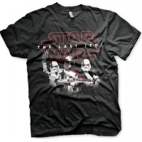 Star Wars The Last Jedi Troopers T-shirt