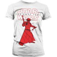 Star Wars The Last Jedi Praetorian Guard Dam T-shirt