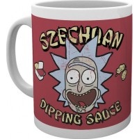 Rick And Morty Mugg Szechuan Dipping Sauce