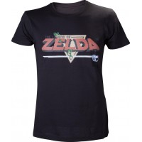 Nintendo Svart Zelda T-shirt