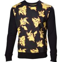 Pokémon All Over Sweatshirt Pikachu