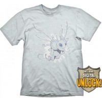 DOTA 2 T-Shirt Puck + Digital Unlock