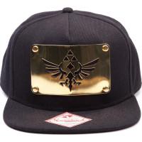 Zelda Snapback Logo
