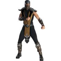 Scorpion-dräkt (Mortal Kombat)
