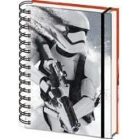 Star Wars Inbunden Anteckningsbok Stormtrooper