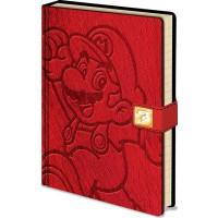 Super Mario Anteckningsbok A5 Inbunden