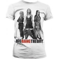 Girl Power Girly t-Shirt