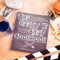 The Geeky Chef Kokbok