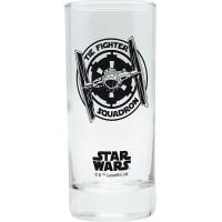 STAR WARS Tie-Fighter Glas
