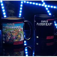 Super Mario Kart Värmekänslig Mugg